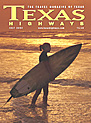 Texas Highways magazine article featuring South Padre Surf Company